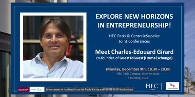 Explore New Horizons in Entrepreneurship #2