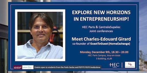 Explore New Horizons in Entrepreneurship #2