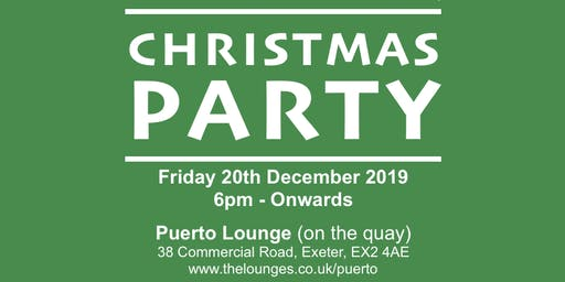 SWDTP Christmas Party - Exeter