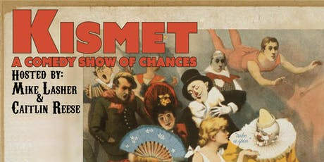 Kismet Comedy w/ FREE BEER tickets