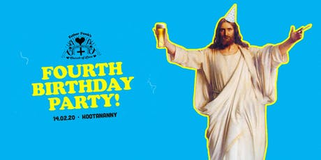 Father Funk's Church of Love: Fourth Birthday Tour - London tickets