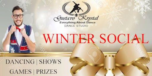 Gustavo Krystal Dance Winter Social