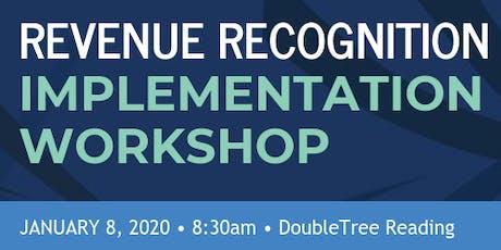 Revenue Recognition Implementation Workshop for Nonprofits 2020 tickets