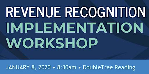 Revenue Recognition Implementation Workshop for Nonprofits 2020
