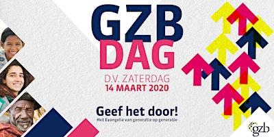 GZB-dag 2020 - Thema: Geef het door!