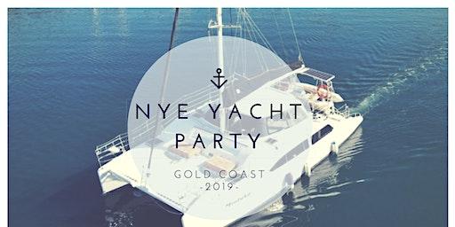 - NYE Yacht Party - UNSINKABLE #2  - Gold Coast
