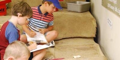 Junior Archaeologist   Ages 5-12