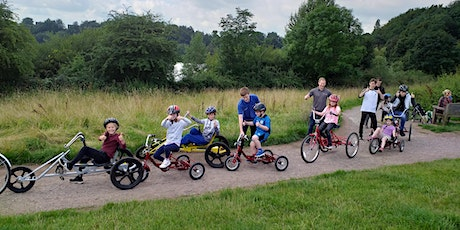 Astbury Mere Outdoor Experience Disability Day  tickets