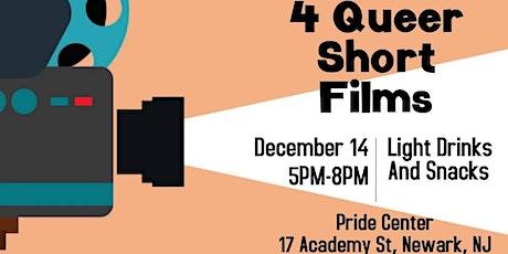 4 Queer Short Films tickets