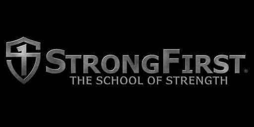 StrongFirst Kettlebell Course - Warwick, RI - USA