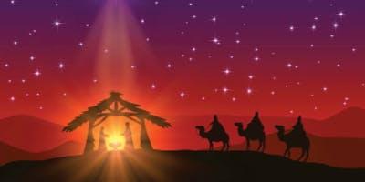 Living Nativity & Messy Christmas Celebration @ Ghent UMC