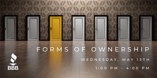 Forms of Ownership Workshop