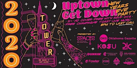 Uptown Get Down tickets