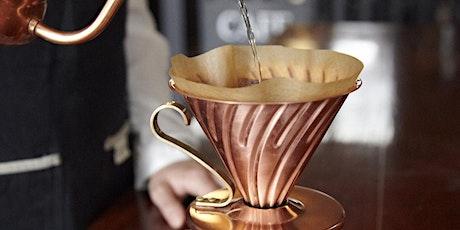 H.R. Higgins Coffee Masterclass tickets