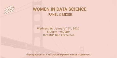 Women in Data Science Panel and Mixer tickets