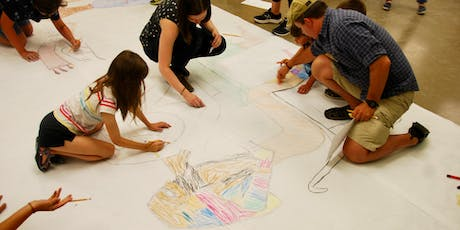 One. Big. Egyptian. Mural.   Ages 5-12 tickets