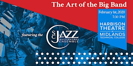 SC Jazz Masterworks Ensemble in Concert tickets