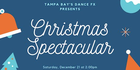 Dance FX Christmas Spectacular tickets