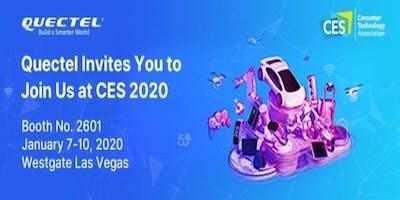 Quectel 2020 CES Exhibition