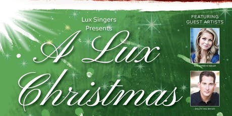 A Lux Christmas tickets