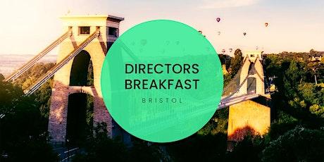 Directors Breakfast Networking Event tickets