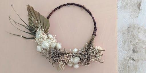 Festive Wreath Making with Pretty Wild