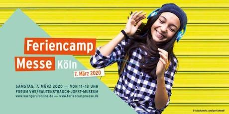 FeriencampMesse Köln 2020 Tickets