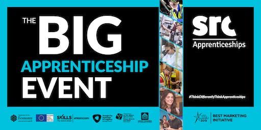 The Big Apprenticeship Event Portadown - 4 February 2020 - Craigavon Civic Centre