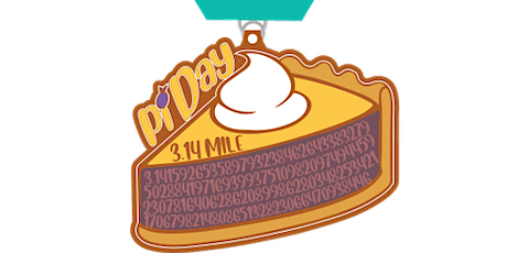 2020 Pi Day 5K – Columbia tickets