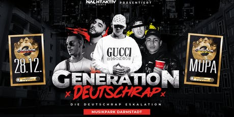 GENERATION DEUTSCHRAP Tickets