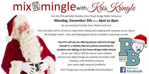 PBPS Mix and Mingle with Kris Kringle