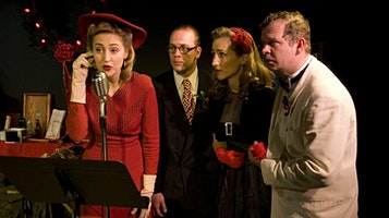 """It's a Wonderful Life: Live from WVL Radio Theatre"""