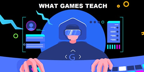 What Video Games Teach | Dr Richard Bartle and The Philosophy Foundation tickets
