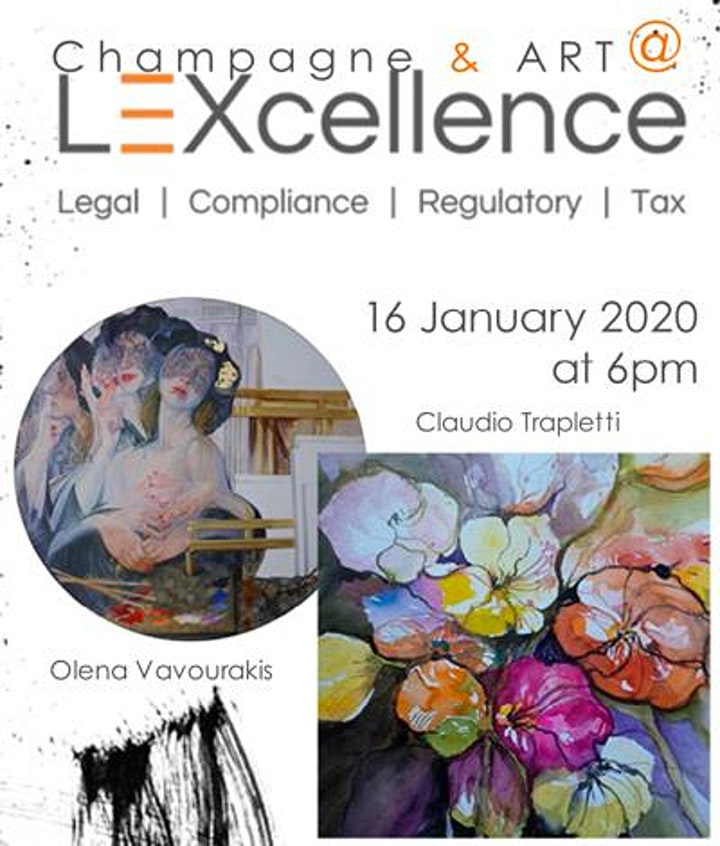 3rd Champagne & Art @LEXcellence image