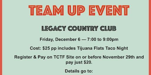 Tennis Meet Up Event