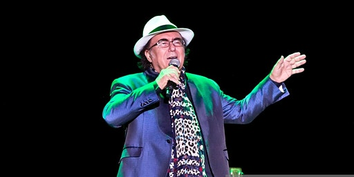 Dinner and Concert with Al Bano Carrisi