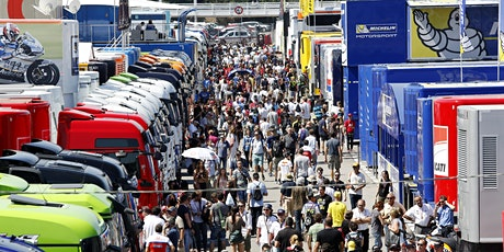 Exclusive MotoGP™ paddock experience day - Catalunya 2020 tickets