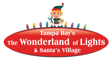 Tampa Bay's The Wonderland of Lights & Santa's Village