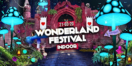 Wonderland Festival Indoor  tickets