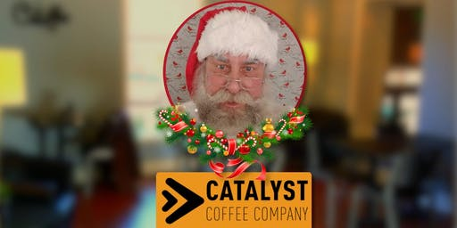 Santa Joe at the Catalyst