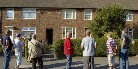 Beatles' Childhood Homes Tour - Jurys Inn pickup - July 2020 tickets