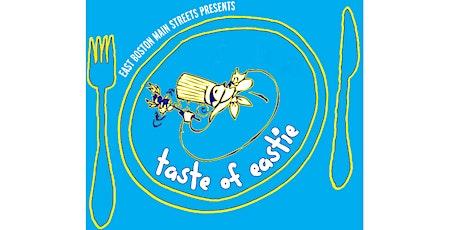 Taste of Eastie 2020 tickets