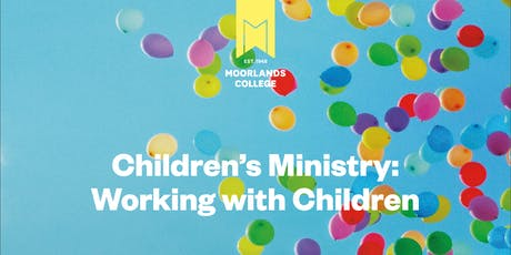 Children's Ministry: Working with Children tickets