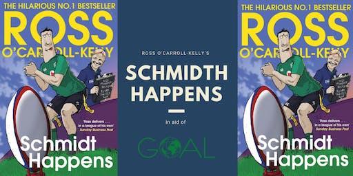 'Schmidt Happens' by Paul Howard aka Ross O'Carroll Kelly