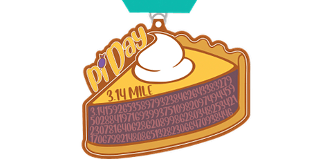 2020 Pi Day 5K – Richmond tickets