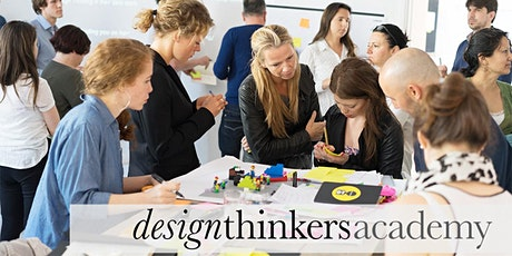 2-Day Design Thinking Facilitation Course  tickets