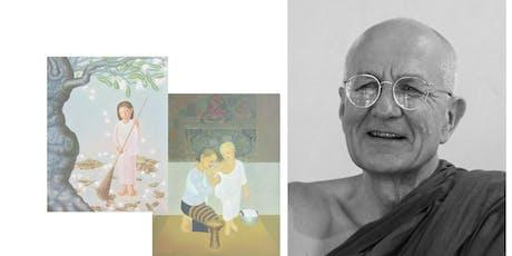 Saturday of Peace. One day Meditation Retreat with Ajahn Viradhammo tickets