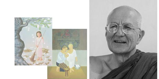 Saturday of Peace. One day Meditation Retreat with Ajahn Viradhammo