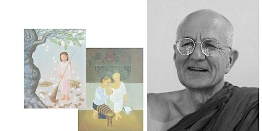 Saturday of Peace. One day Meditation Retreat with Ajahn Viradhammo
