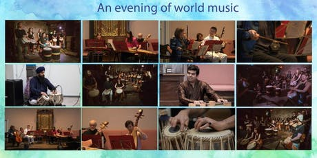 Music Across Borders tickets